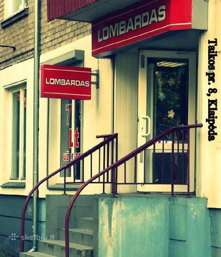 Lombardas Klaipėdoje.aukso supirkimas brangiausiai
