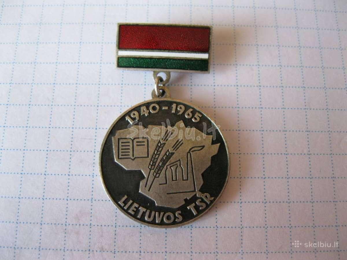 Ltsr medalis.zr. foto.originalas.