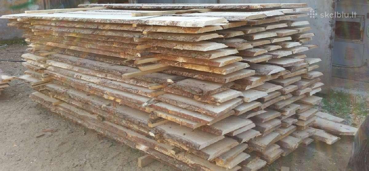 Geromis kainomis statybinė mediena Vilniaus m.