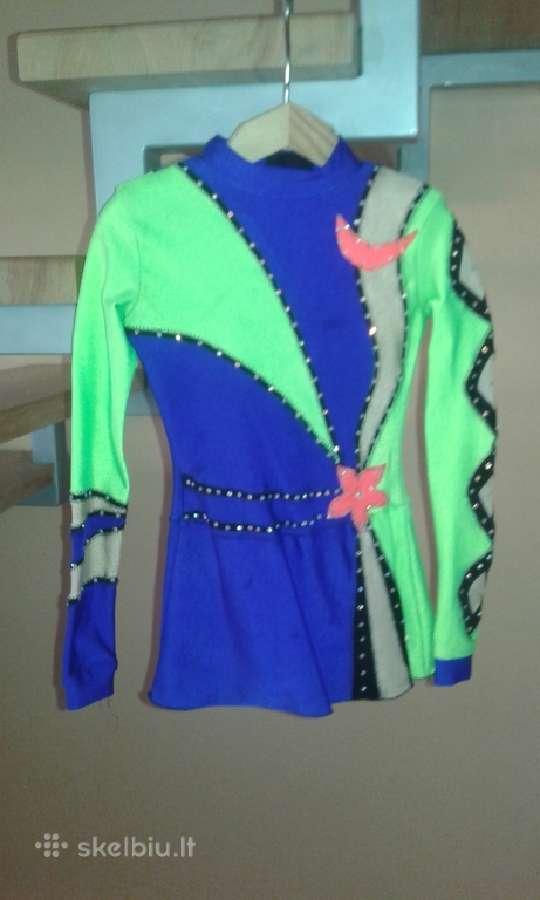 Meninės gimnastikos kostiumėlis