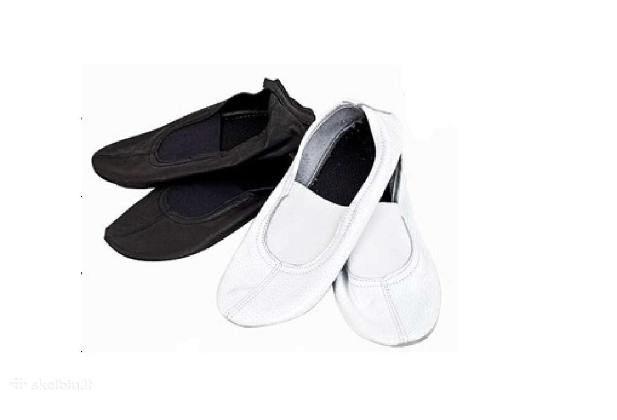 Nauji šokių-gimnastikos bateliai (češkės)