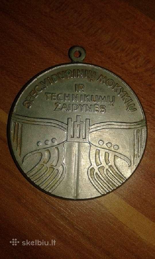 Lietuviskas medalis