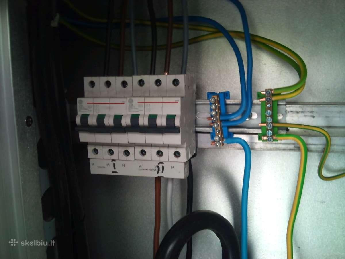 Elektros darbai