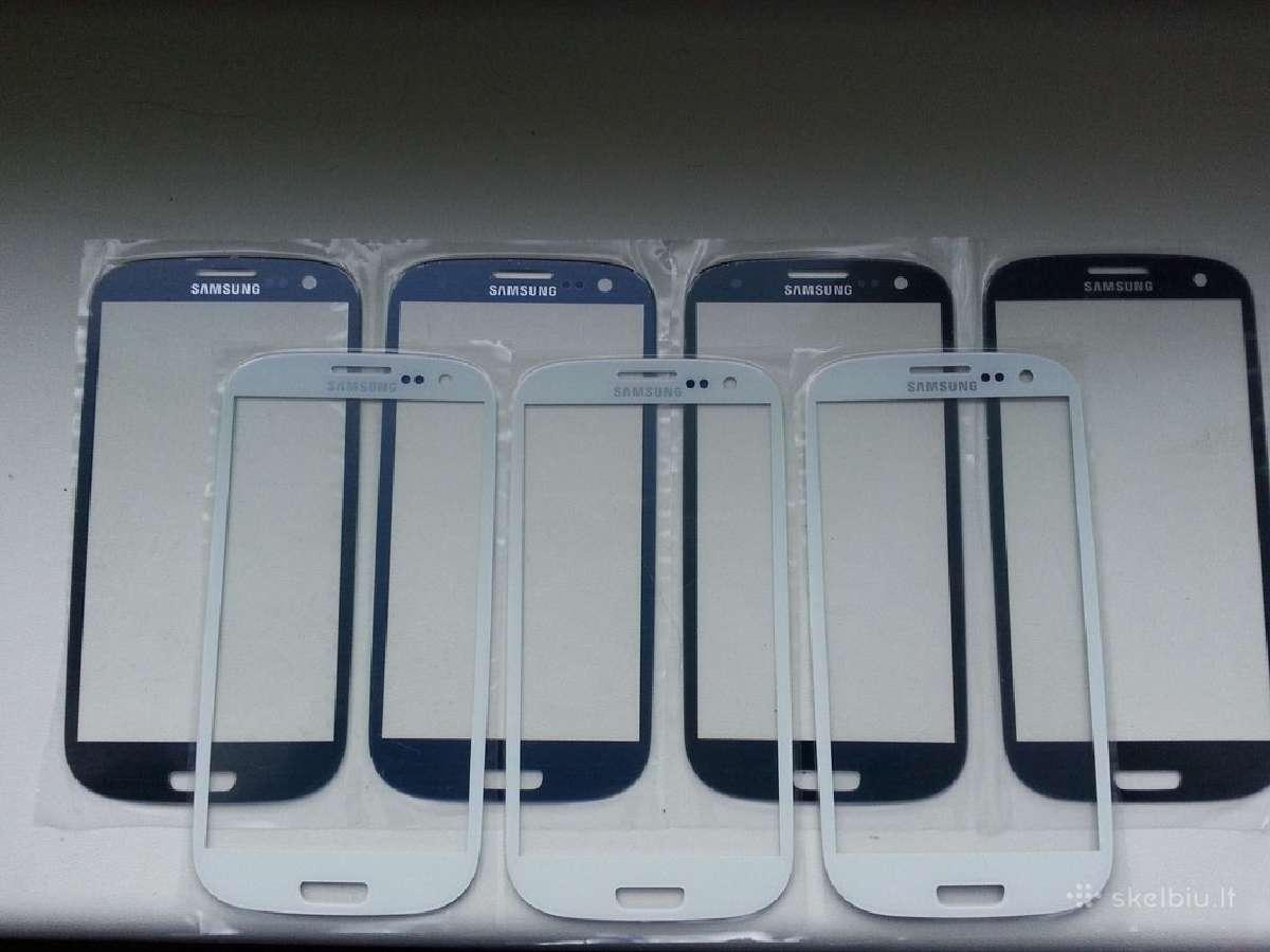 Samsung S3, S4, S5, A3, A5/ iPhone 4G, 5S ekranas