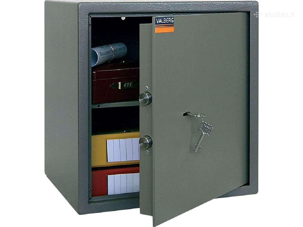 Naujas Biuro seifas Valberg Tm-46