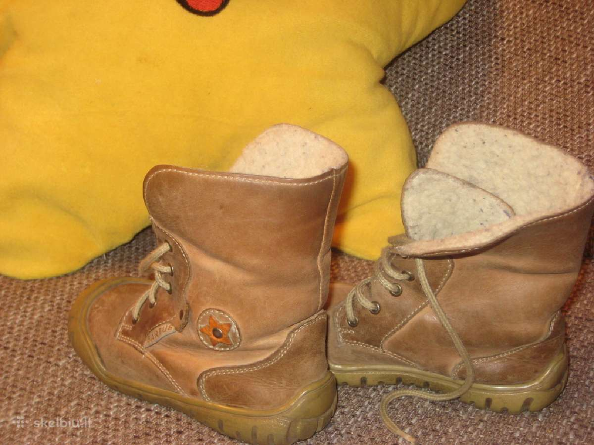 Parduodami žieminia batai