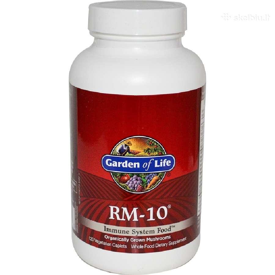 Rm-10 Garden Of Life, 120 tableciu