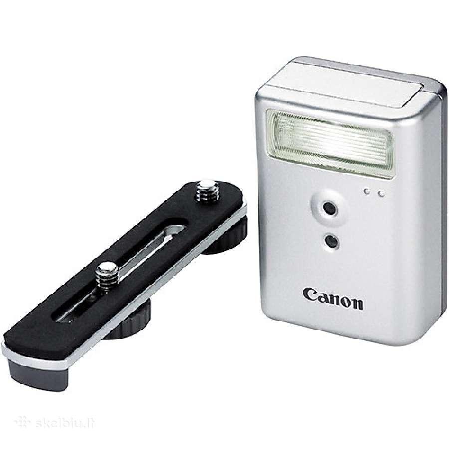 Parduodu blykstę Canon hf-dc1