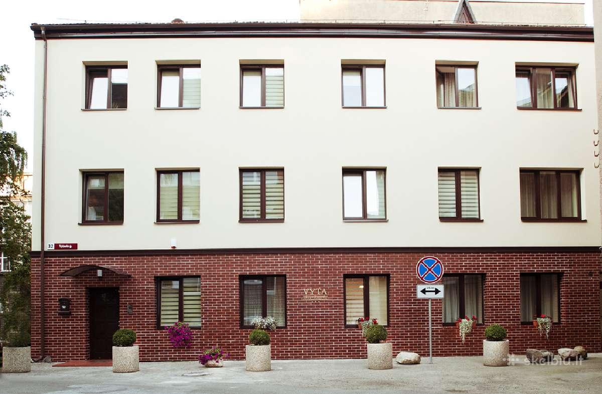Apartamentai Vyta centre /parking/аренда