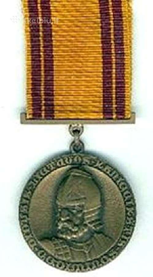 Perku: kariniai apdovanojimai, medaliai, ordinai