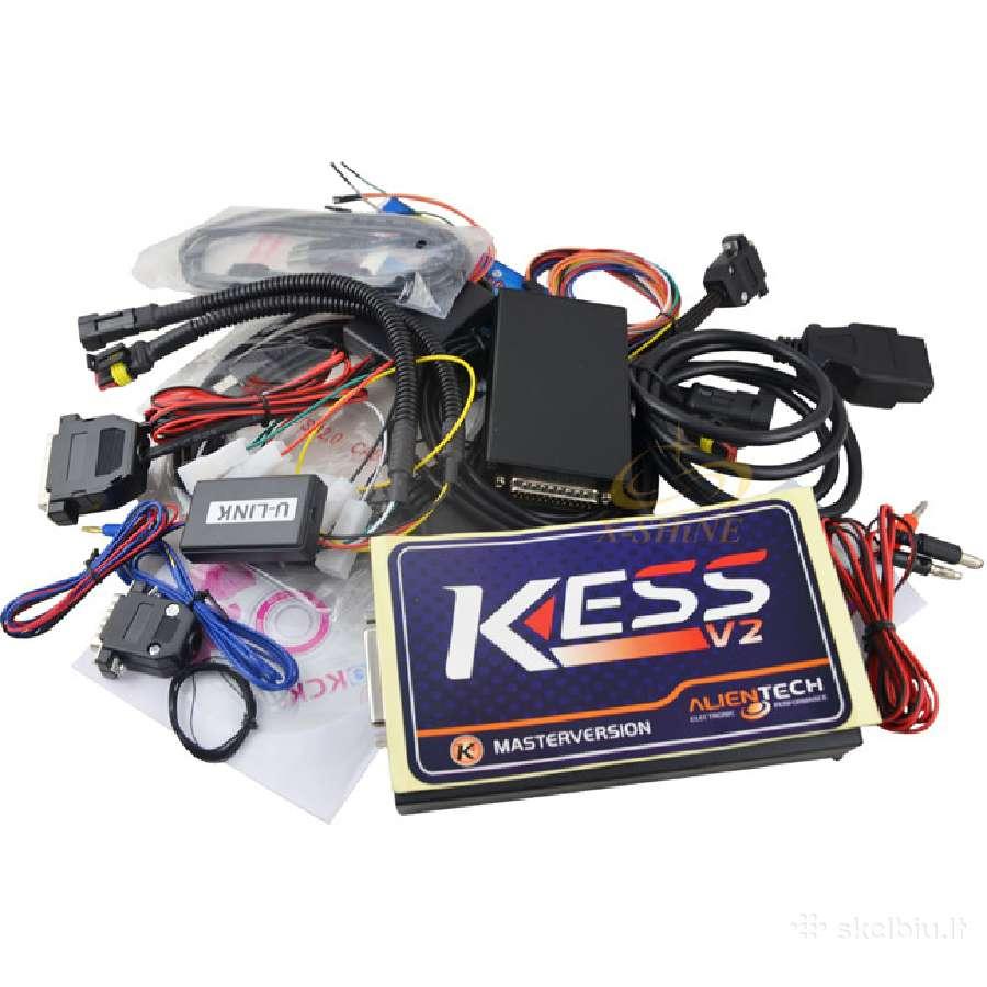 Kess v2 Master Chip tuning programatorius