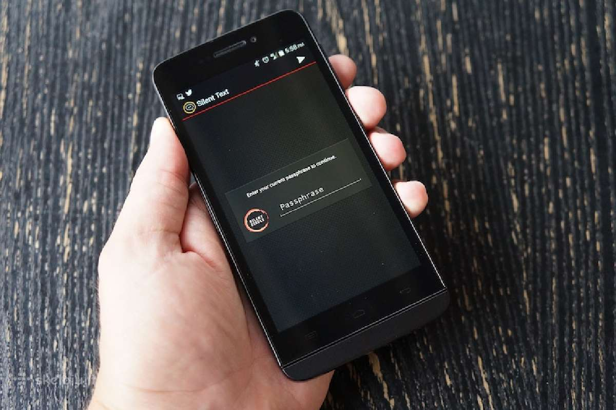 Blackphone Bp1
