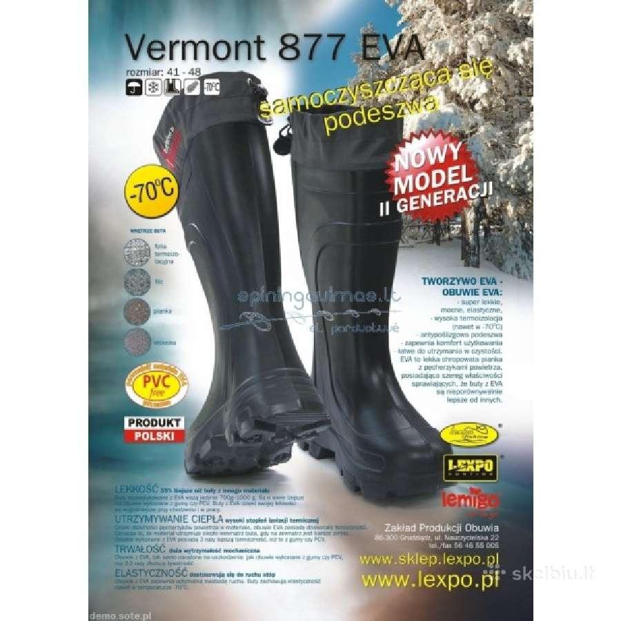 Žieminiai batai Lemigo Vermont 877 Eva -70c