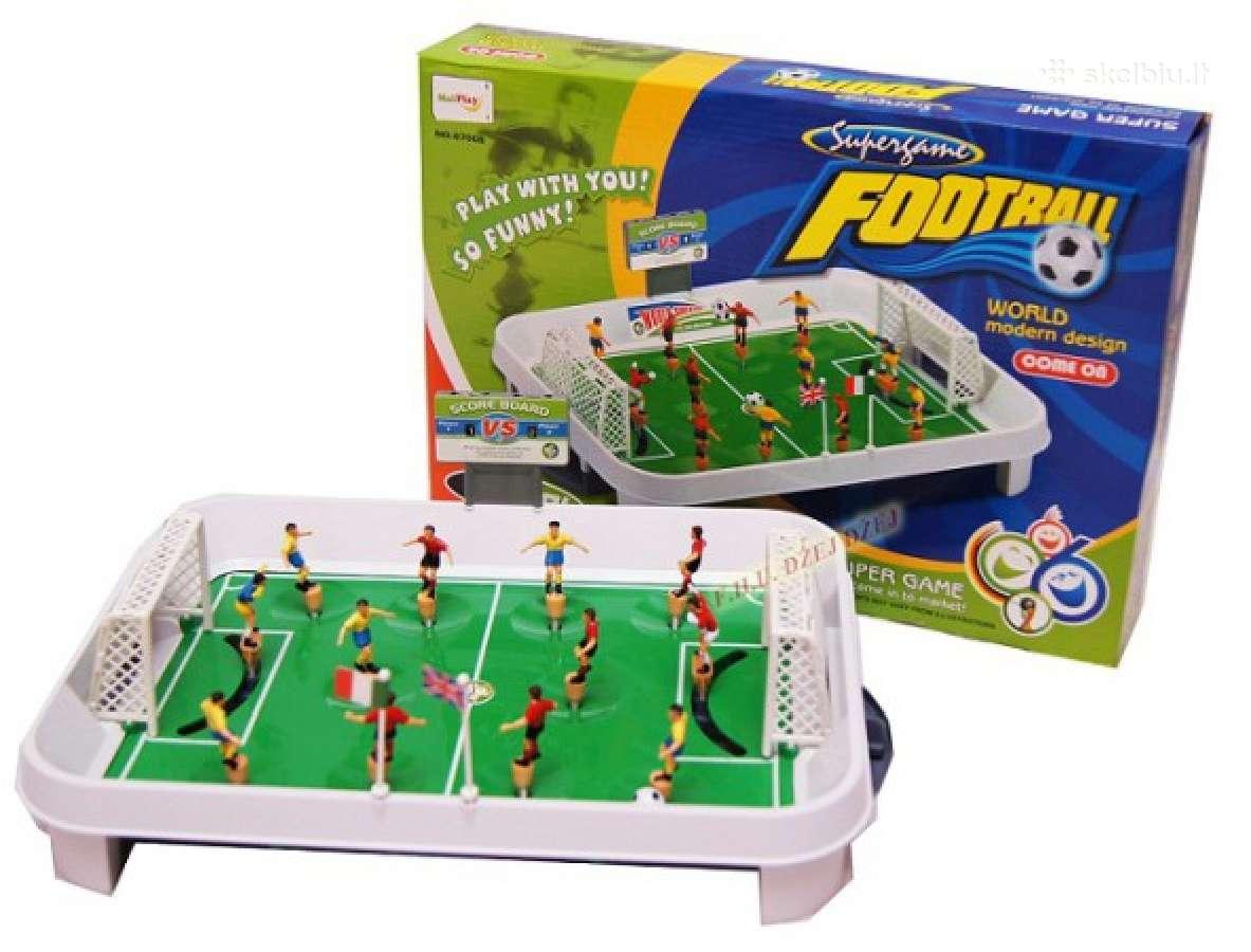Futbolas su spyruoklėmis 10,92€