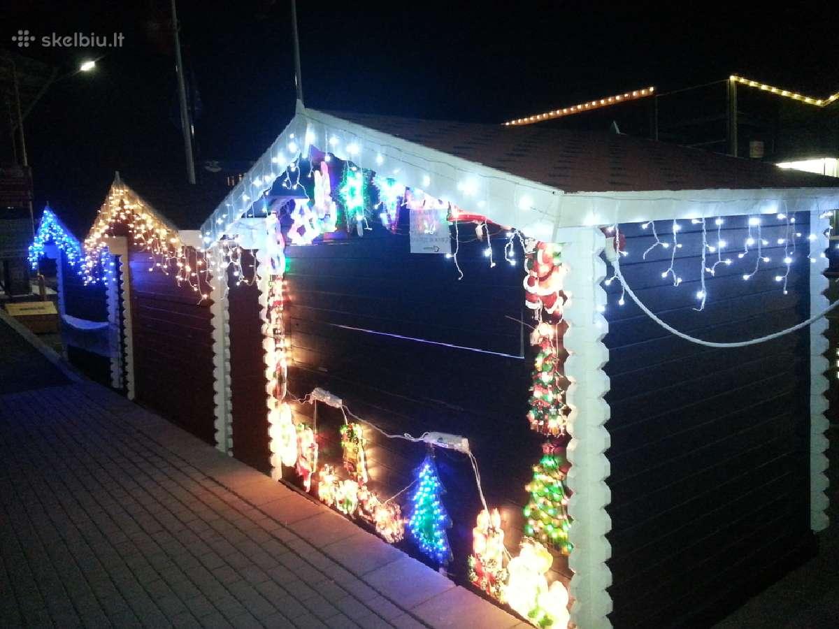 Kalėdinės lemputės iš Profesionalų rankų