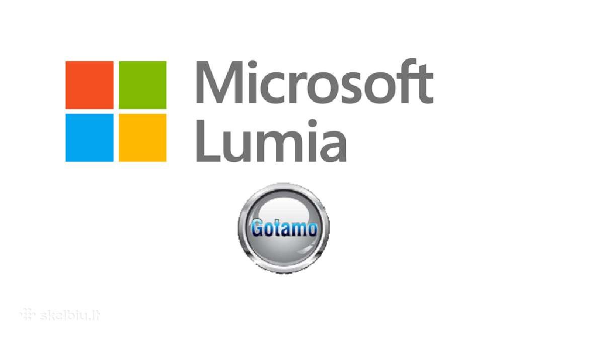 Dėklai plėvelės kone visiems Microsoft telefonams