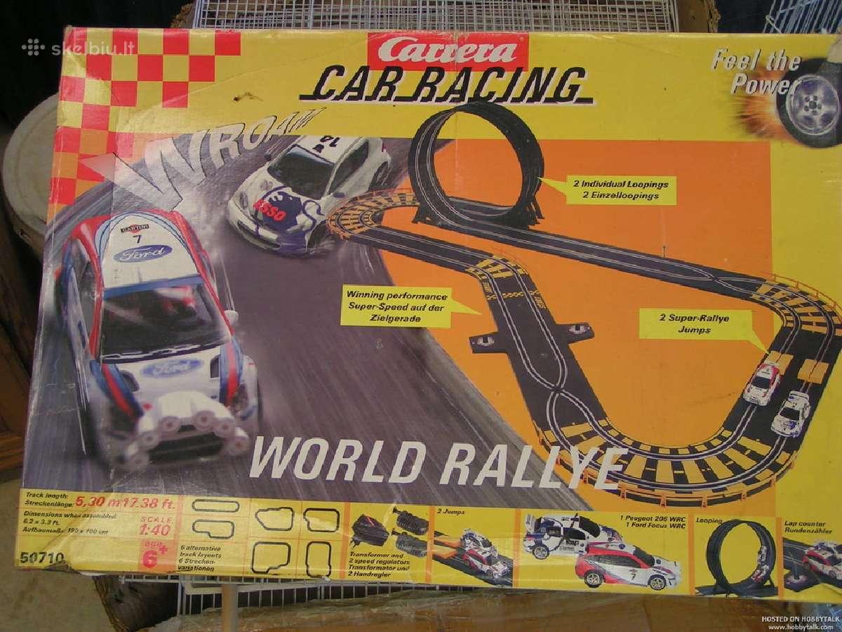 Carrera Go 1 : 43 Nr.50204 Rallye Action
