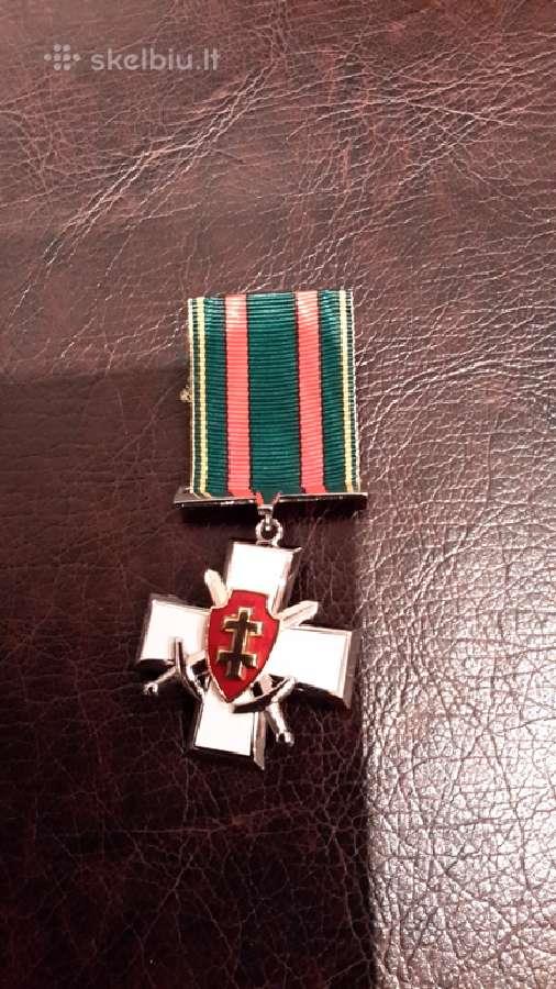 Perku ordinus, kariniai apdovanojimai