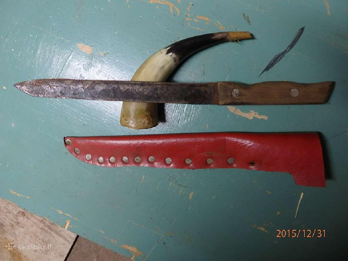 Senas peilis