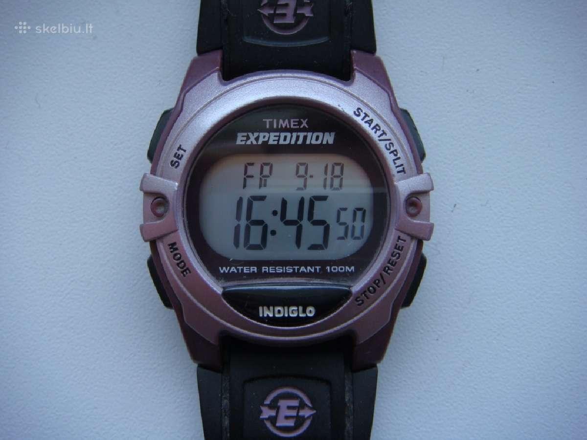 Moteriškas Timex laikrodis
