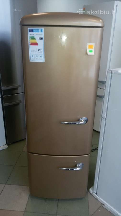 "Šaldytuvas""gorenjė"" Rk60319oco-l(nukainuotas)"