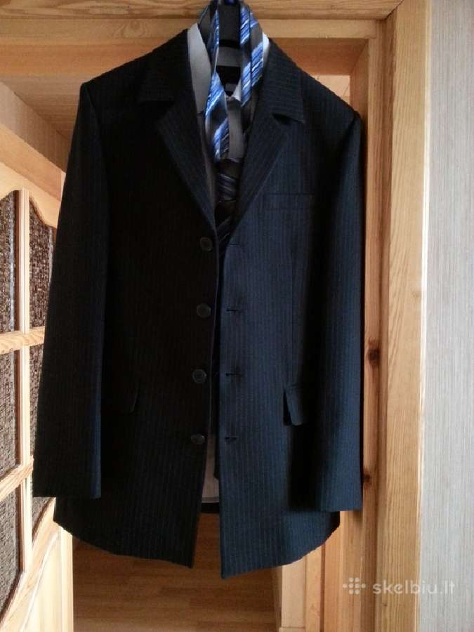Vyriškas kostiumas Ferrano