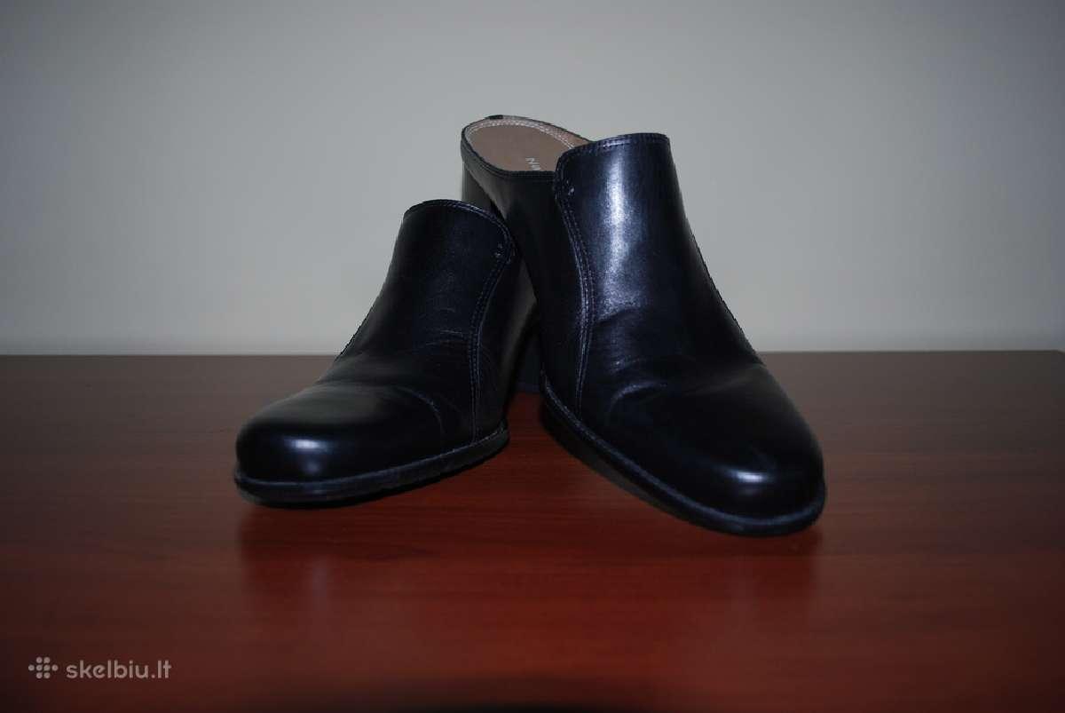 Nauji braziliški bateliai siaurai kojai 39 dydžio
