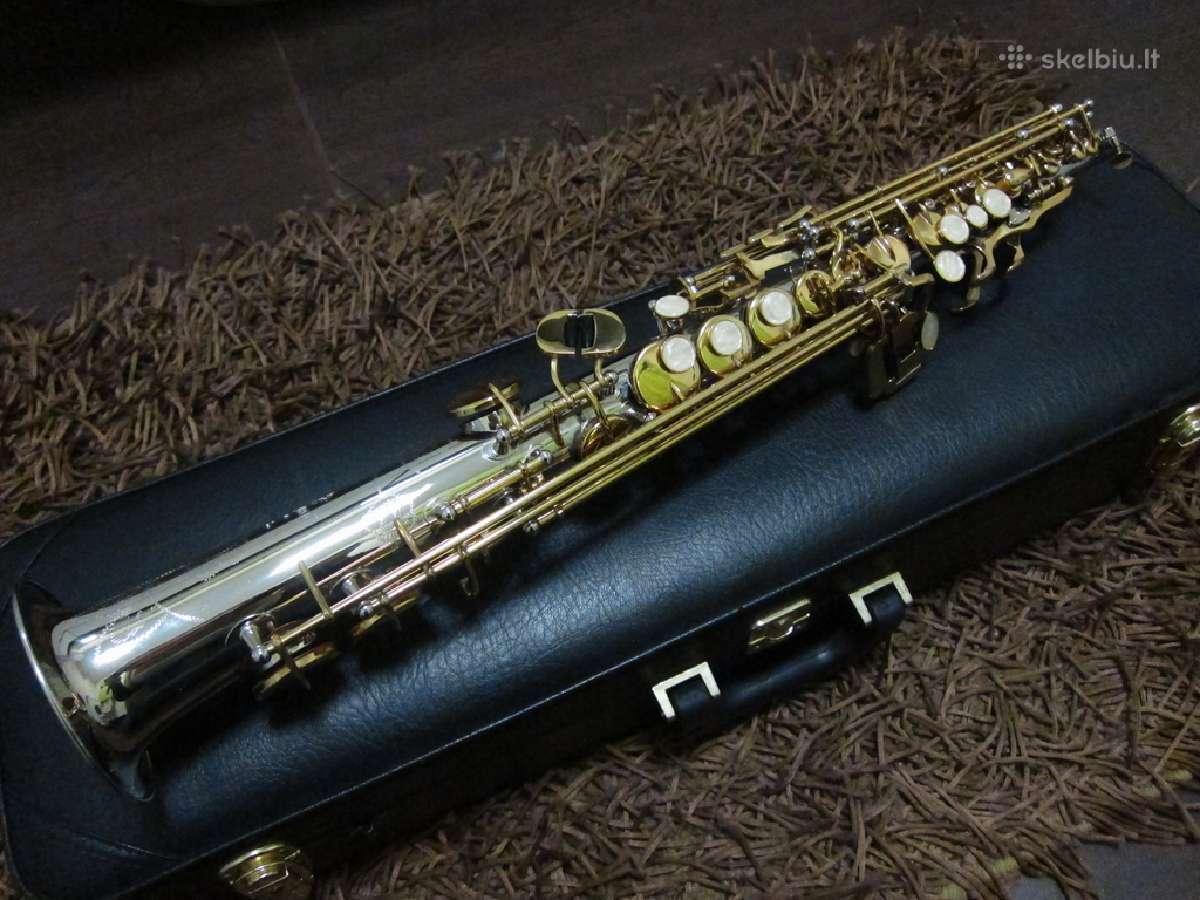 Saksofonas Sopranas, Altas, Tenoras