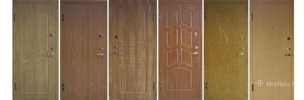 Sarvo durys su Assa inovo ir Seciureme 2510