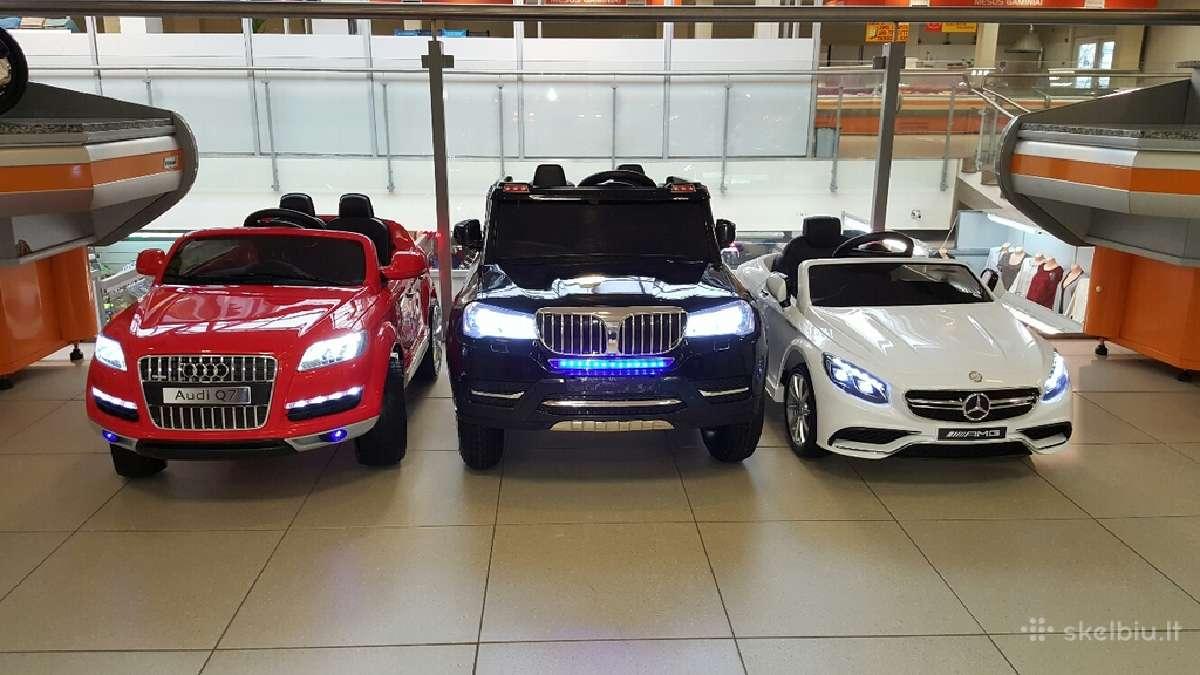 Nauji elektromobiliai vaikams! Išpardavimas!
