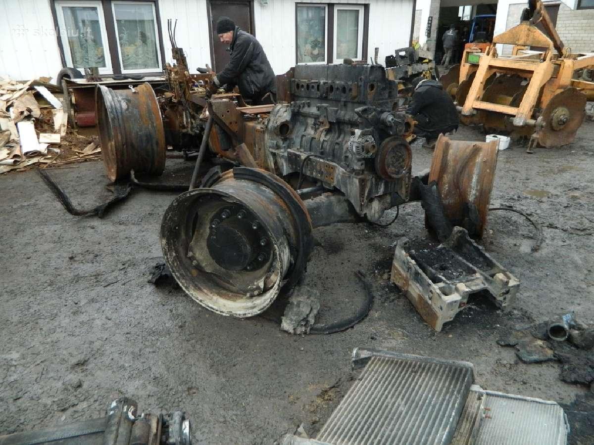Traktoriaus Valtra T170c atsarginės dalys
