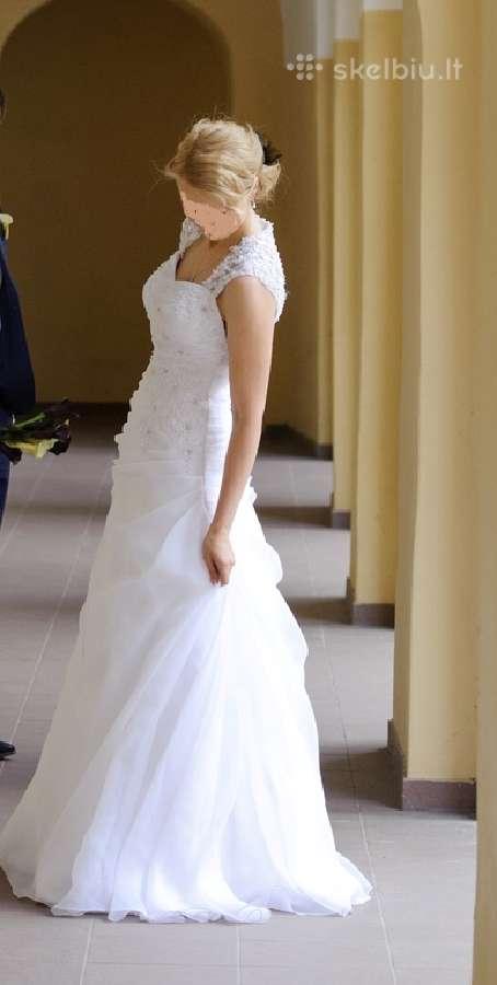 Nebrangi Vestuvinė suknelė tik 100€