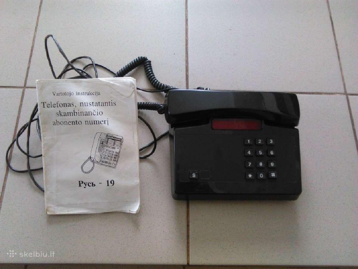 Laidinis telefonas