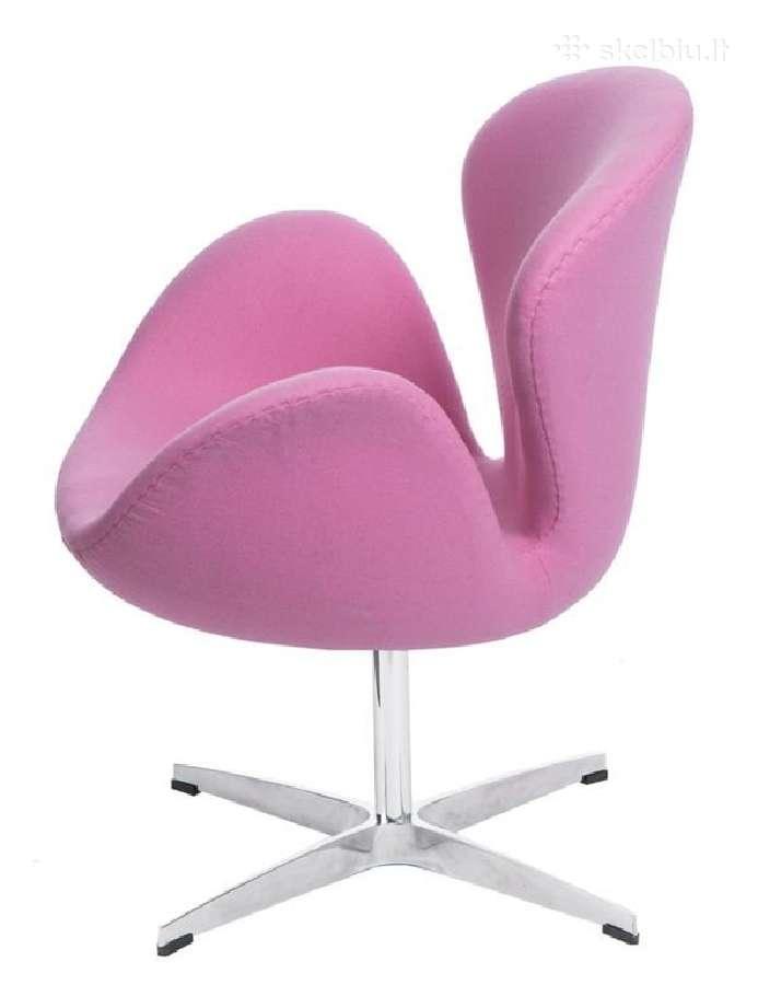 Retro stiliaus foteliai ir kėdės