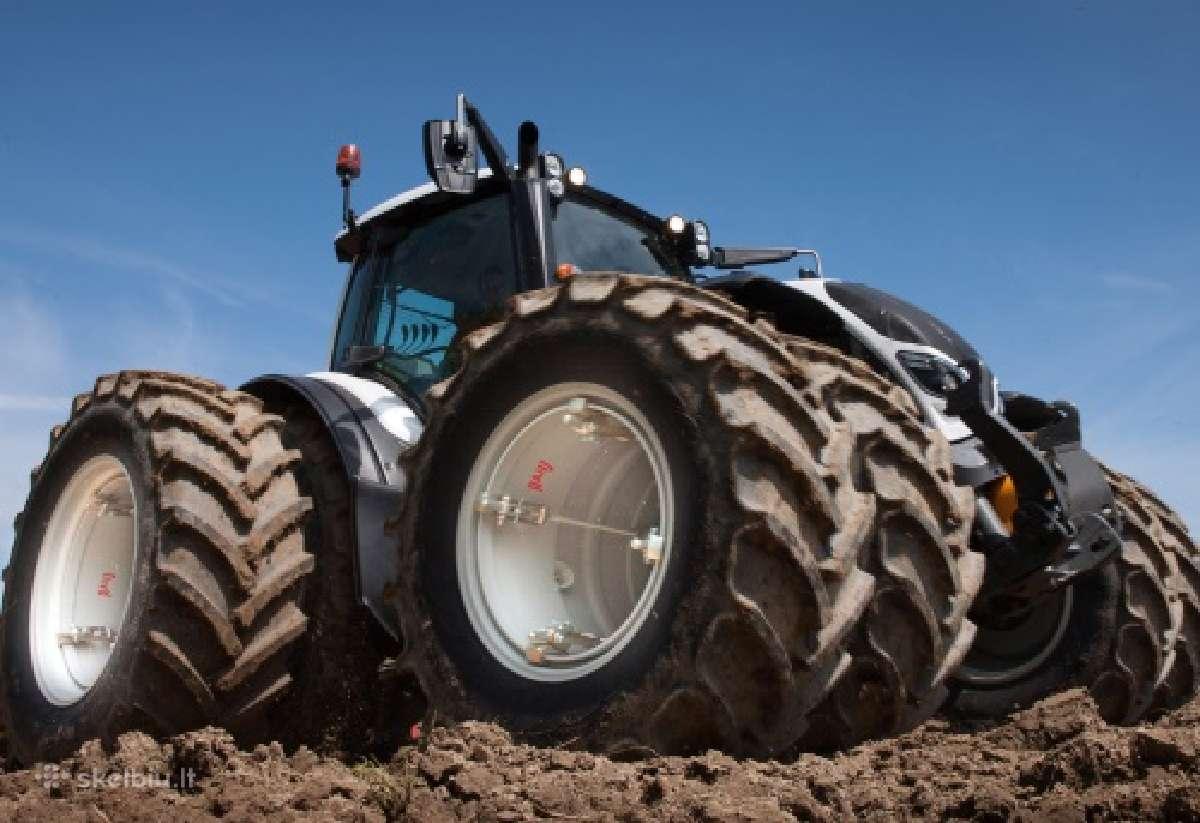 Dubliavimo sistemos(dubliai),žemės ūkio ratlankiai
