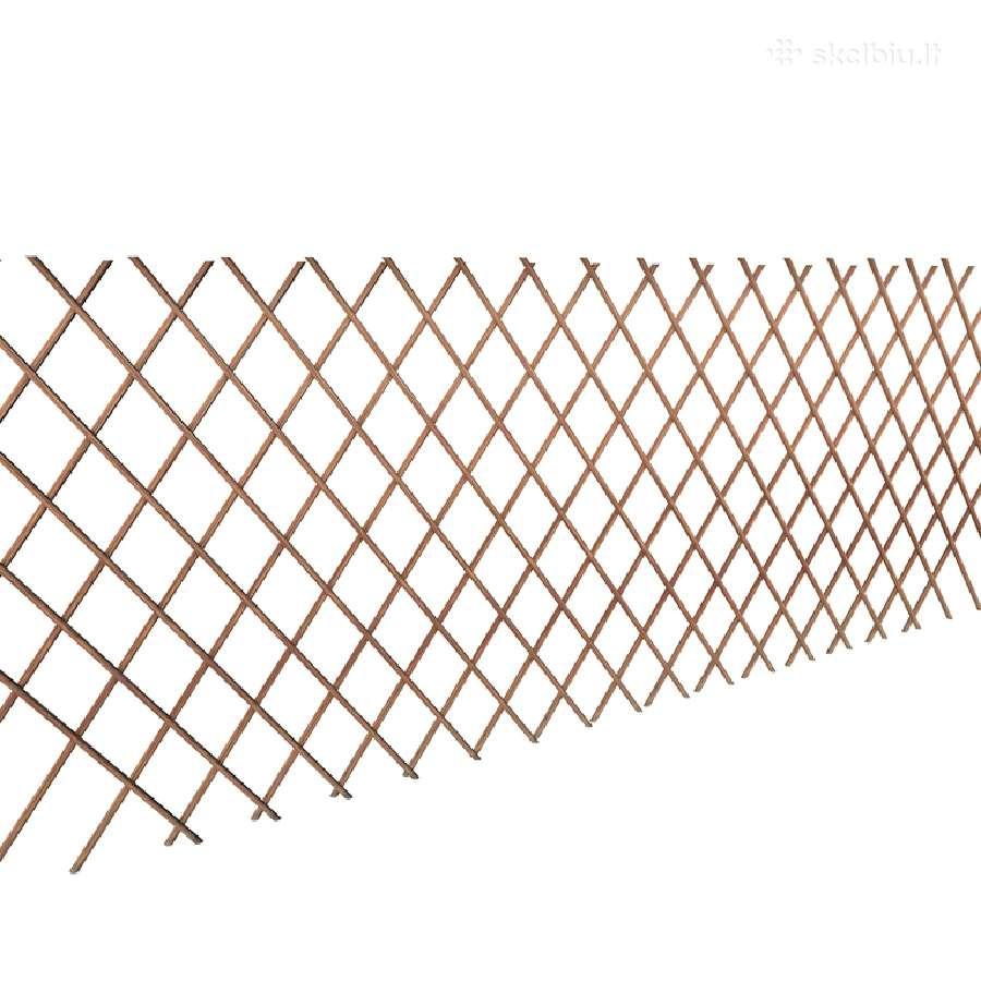 Karklinių Vytelių Tvora 90 x 180 cm, 5 vnt.-vidaxl