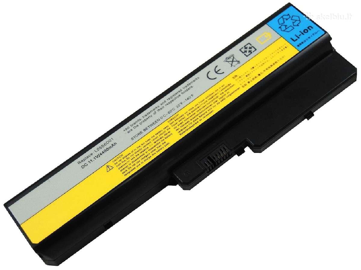 Lenovo Ibm kompiuterių baterijos.