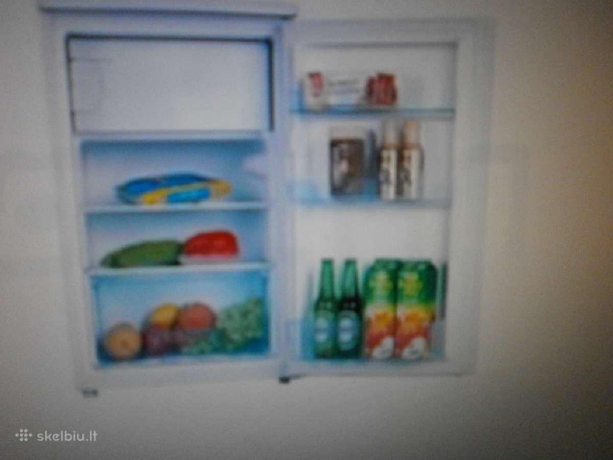 Schloseer šaldytuvas pigus kaina tik 130 eur