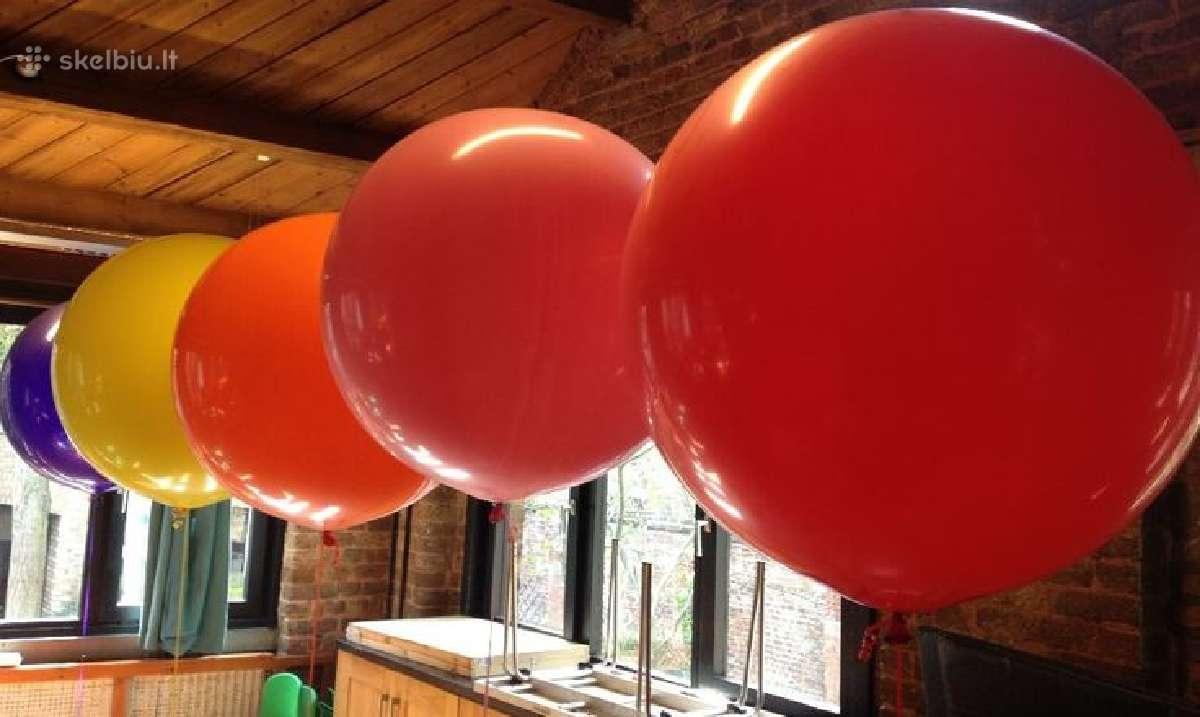 Helio balionai Akcija darzeliams ir mokykloms !