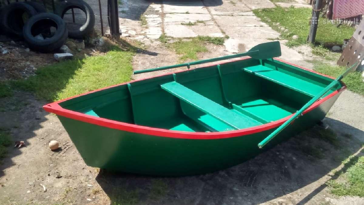 Nauja savos gamybos fanerinė valtys
