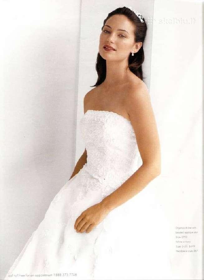 Jav Davids bridal kolekcijos vestuvinė suknelė