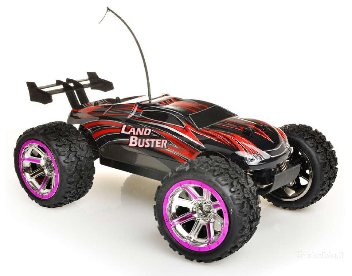 Rc Land Bruster 4x4 Super kaina tik 39eur.