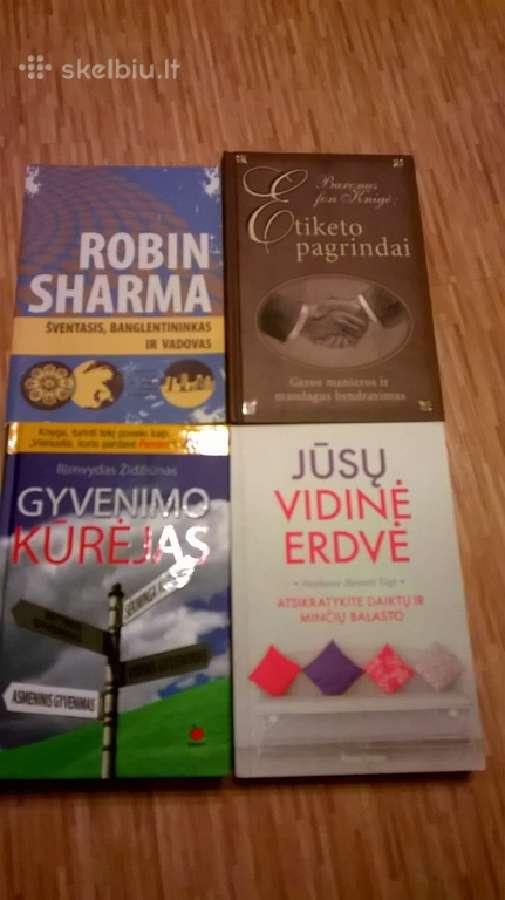 Įvairios knygos