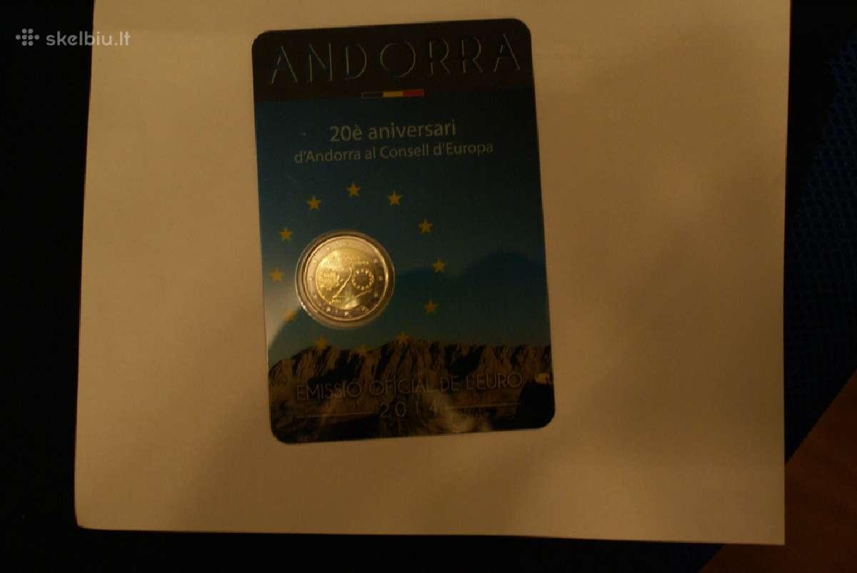 2016 San Marino 2 eurai