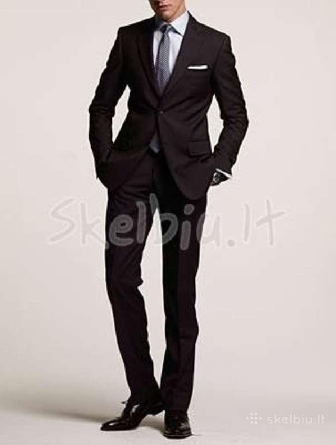 Vyriški kostiumai, vyriškų kostiumų siuvimas