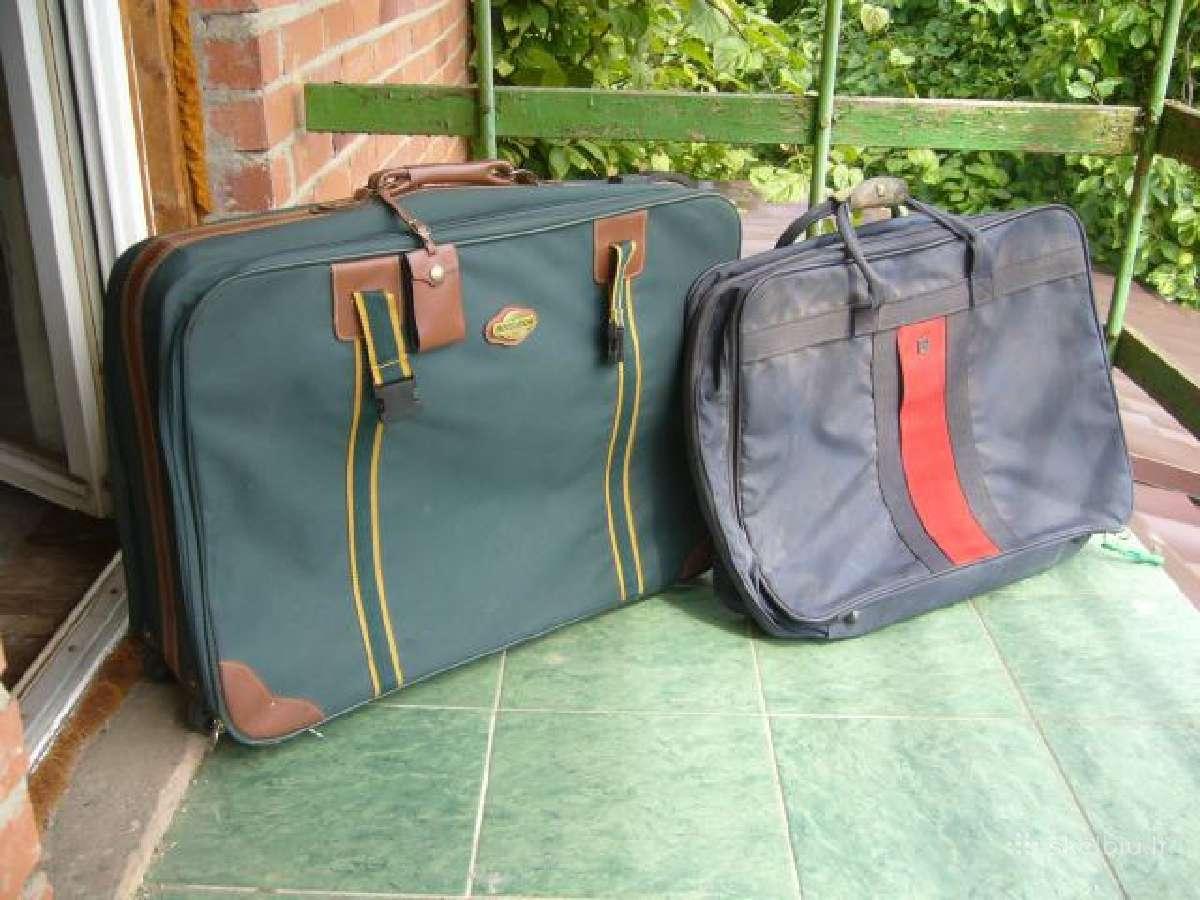 Kelioniniai lagaminai
