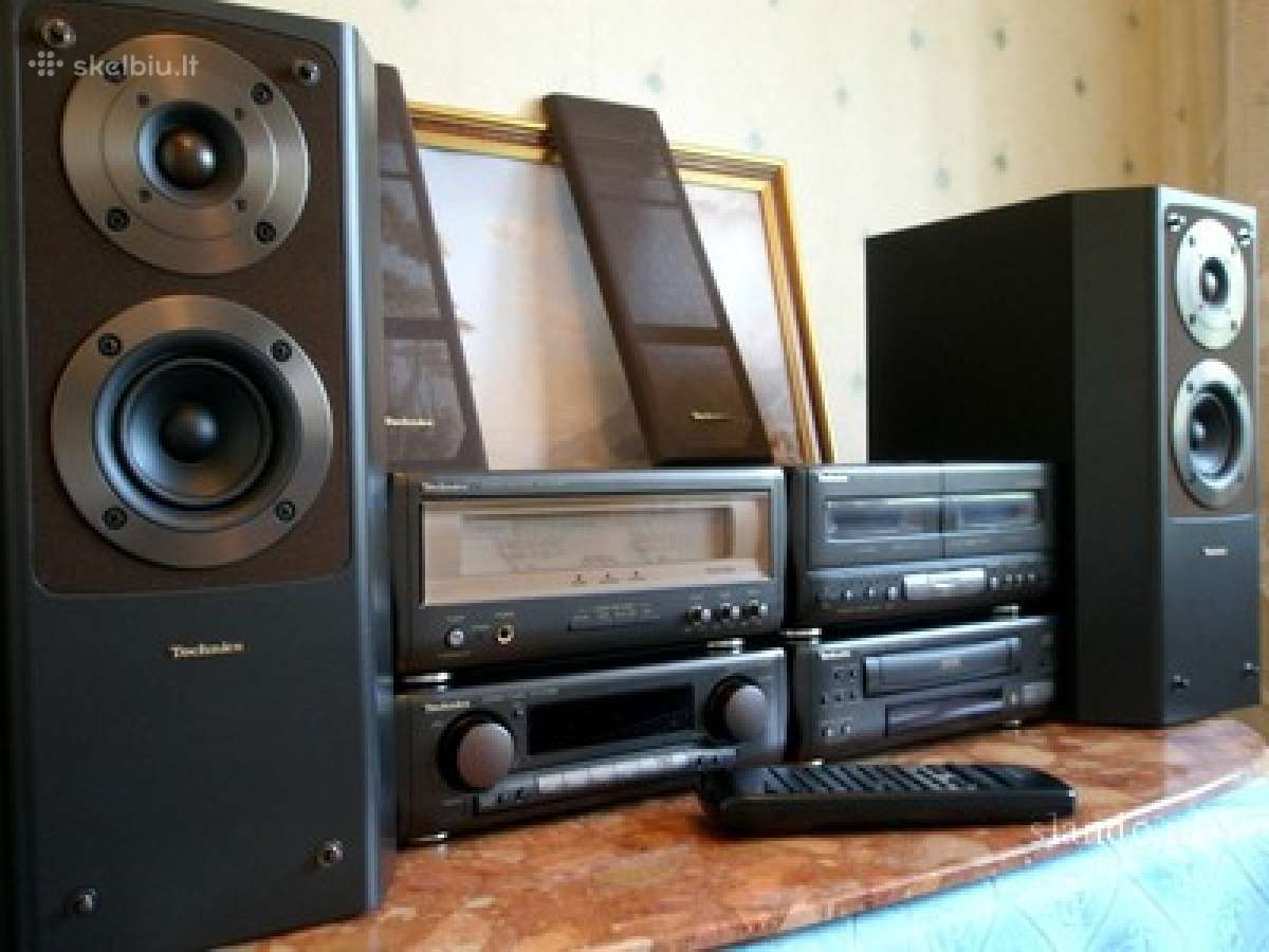 Yamaha Sony JVC.panasonic. sony. technics . japan