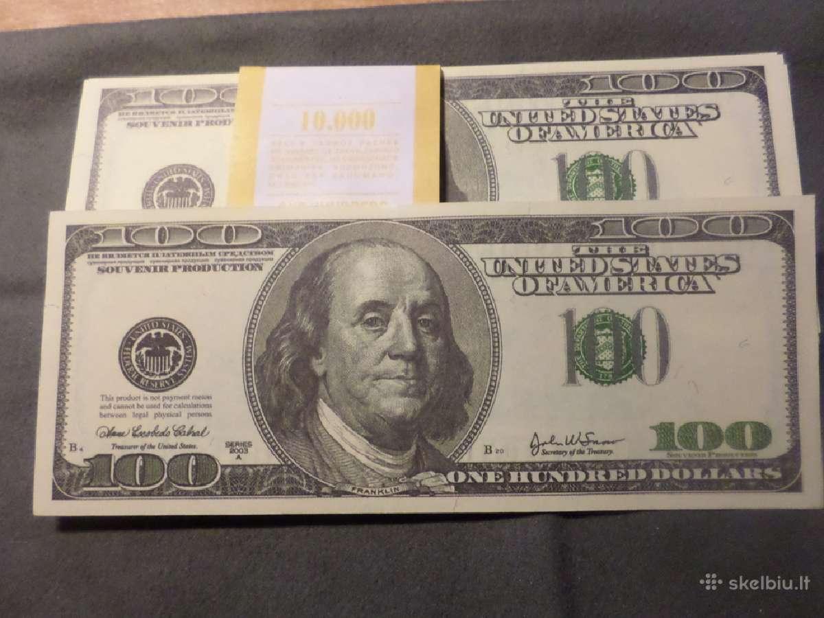 Suvenyriniai banknotai