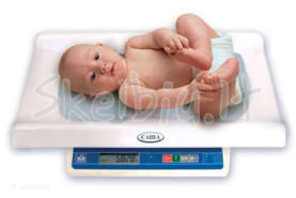 Medicininės svarstyklės kūdikiui tik uz 10eur/mėn