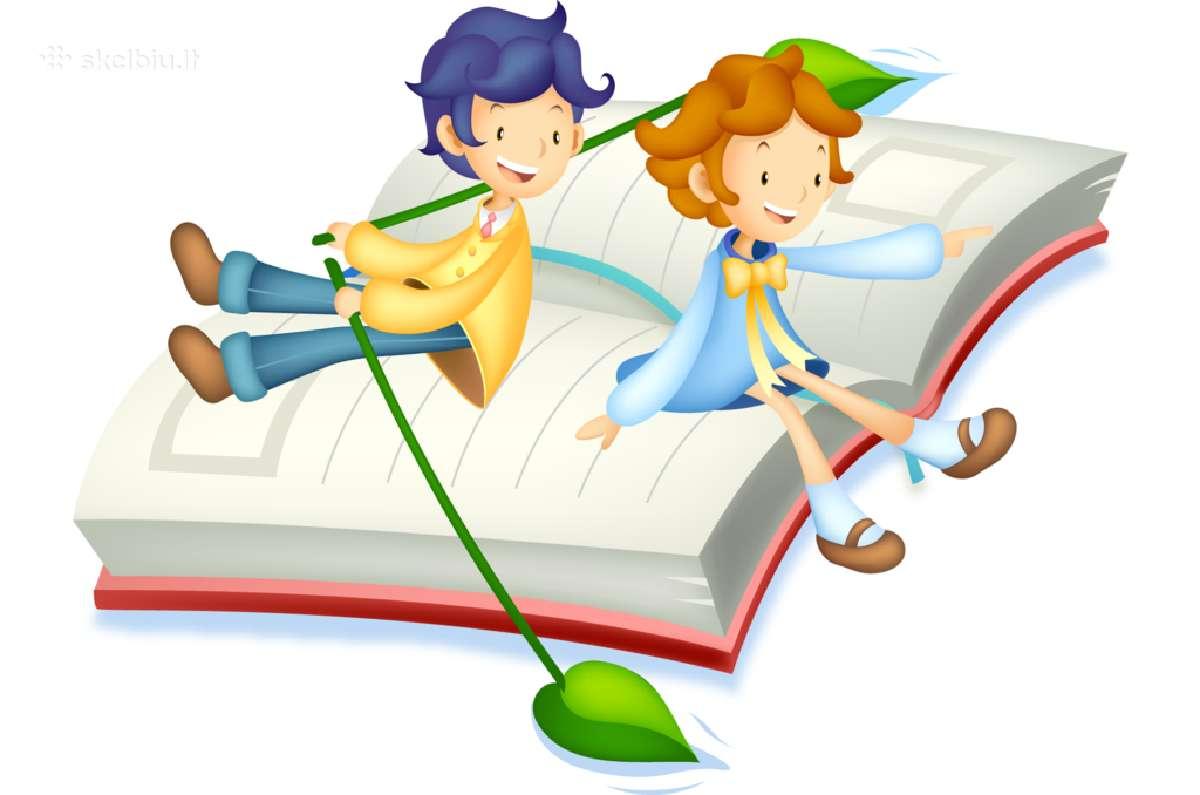 Knygos vaikams ir paaugliams